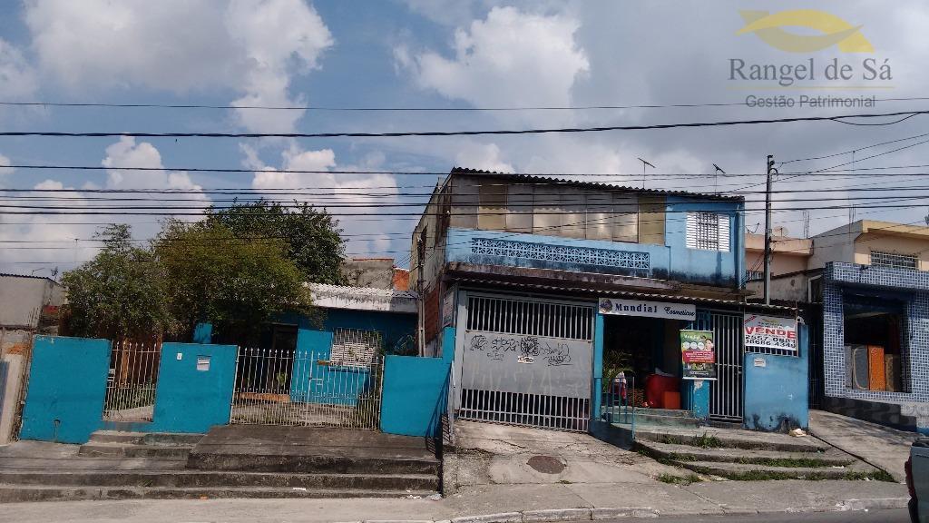 Casa residencial à venda, Lajeado, São Paulo.