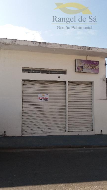 Salão comercial para locação, Jardim São Pedro, São Paulo - SL0001.