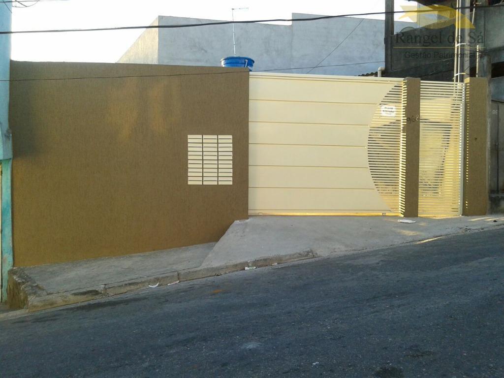 Sobrado com 3 dormitórios para alugar, 75 m² por R$ 1.100/mês - Vila Princesa Isabel - São Paulo/SP