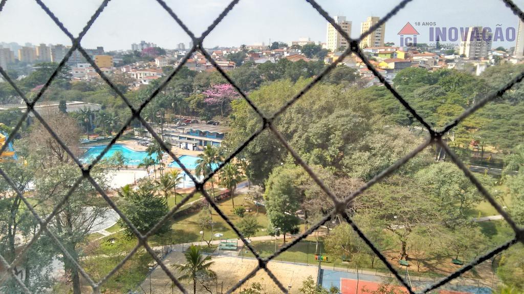 Apartamento residencial para locação, Jardim Germânia, São Paulo.
