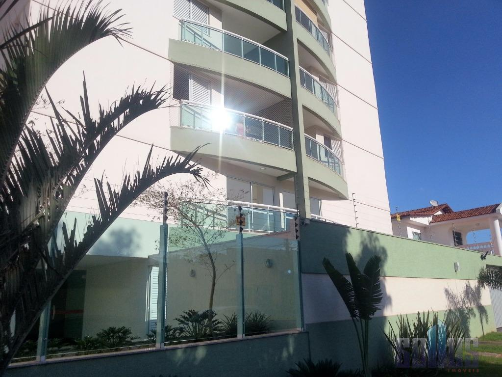 Apartamento  residencial para locação, Cidade Jardim, Goiânia.