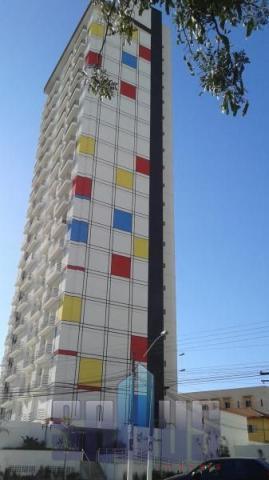 Apartamento residencial para locação, Setor Leste Universitário, Goiânia.