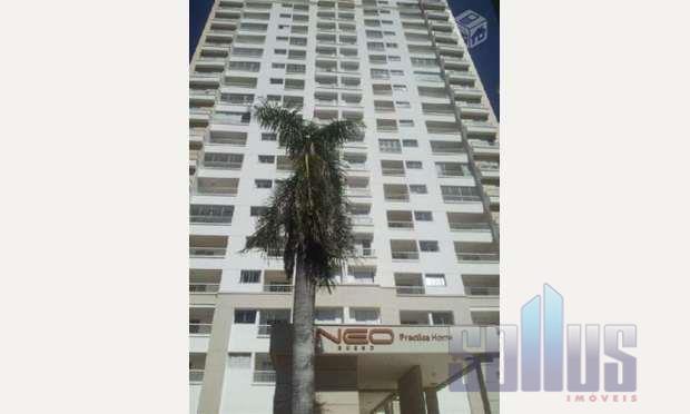 Flat  residencial para locação, Setor Bueno, Goiânia.