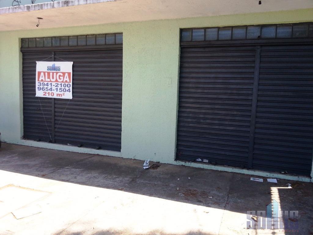 Sala  comercial para locação, Setor Pedro Ludovico, Goiânia.