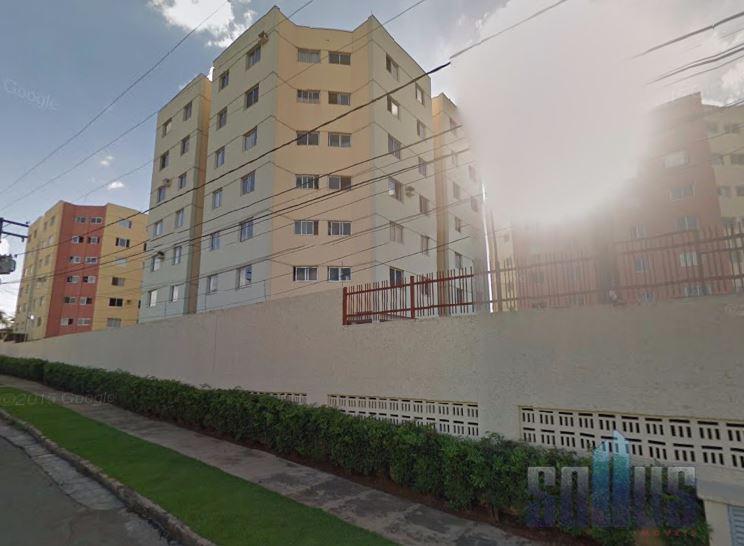 Apartamento residencial à venda, Setor Castelo Branco, Goiânia.