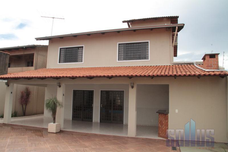 Casa residencial à venda, Residencial Celina Park, Goiânia.