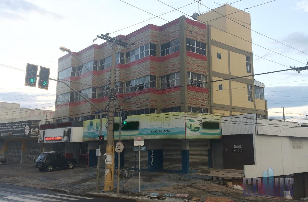 Apartamento residencial para locação, Setor Aeroporto, Goiânia.