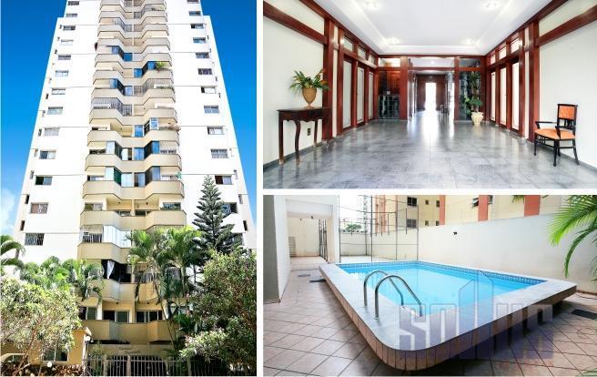 Apartamento residencial para locação, Setor Nova Suiça, Goiânia.