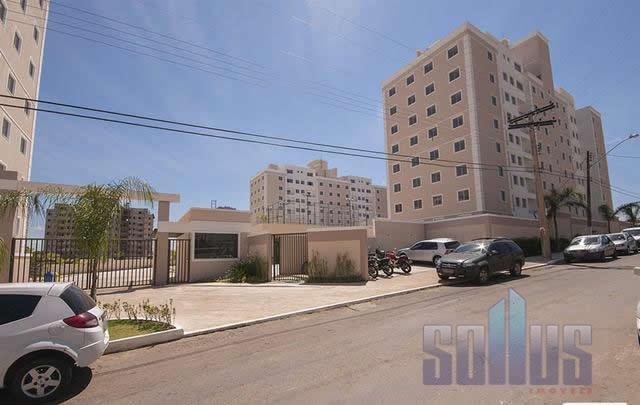 Apartamento residencial para venda e locação, Setor Negrão de Lima, Goiânia.