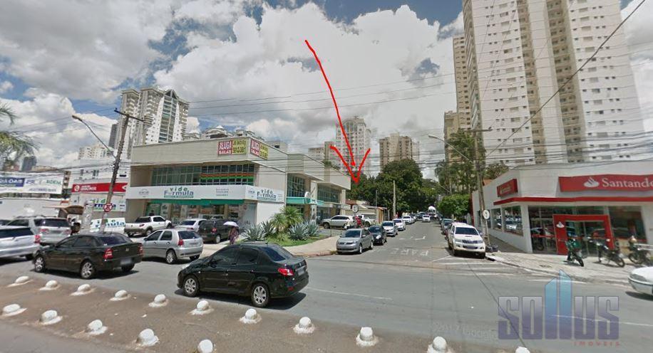imóvel comercial localizado na rua t-29 a 50 metros da avenida t-7 do setor bueno. lote...