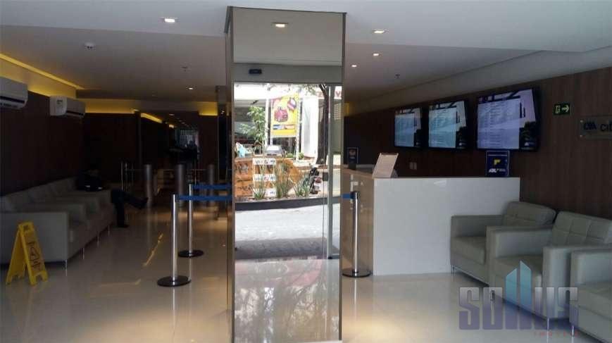 sala comercial, em ótima localização: avenida t-4, próximo a avenida t-63. são 62 m²; 6 elevadores,...