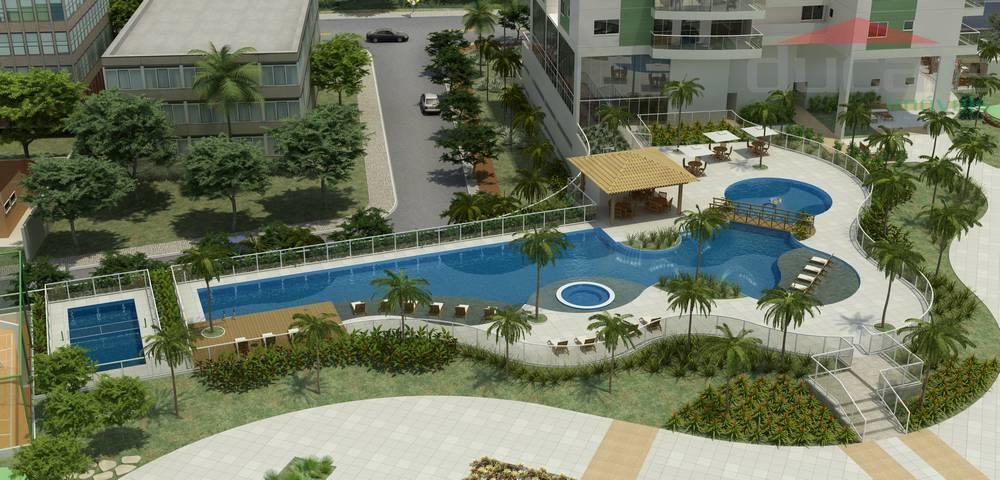 Condomínio Jardins  Apartamento  residencial à venda, Jardim Camburi, Vitória ES.