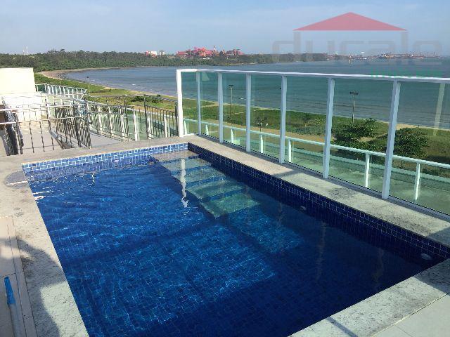 Apartamento 3 Quartos com suíte na quadra do mar Prédio Novo em Jardim Camburi