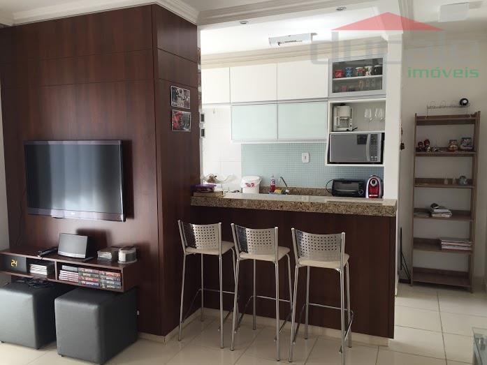 Apartamento 2 quartos lazer completo Colina de Laranjeiras Serra ES
