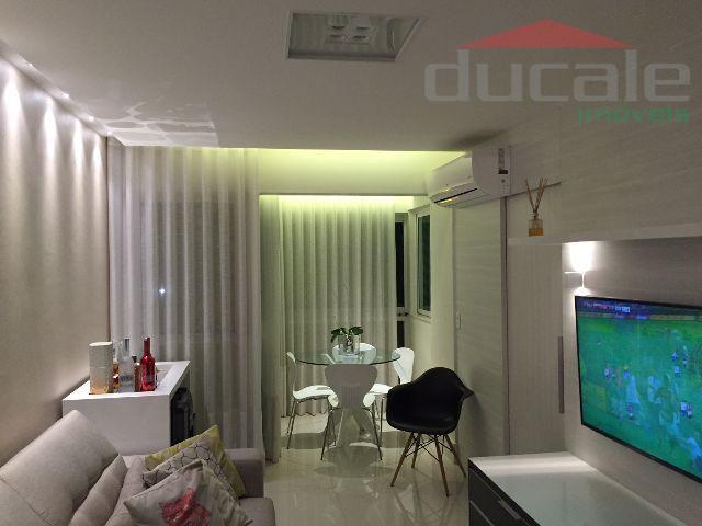 Apartamento 2 quartos suite Praia do Canto