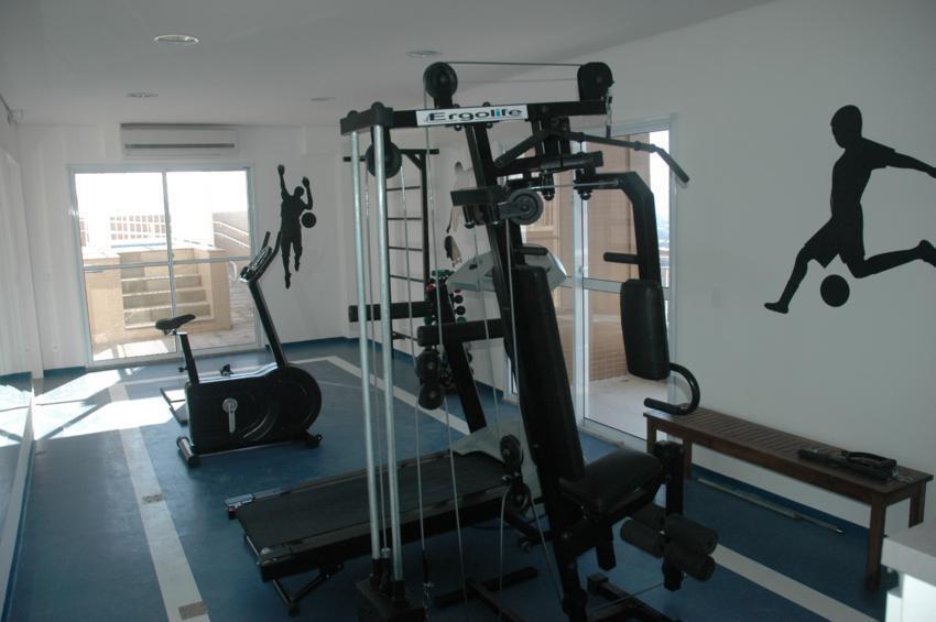 Fitness Cobertura