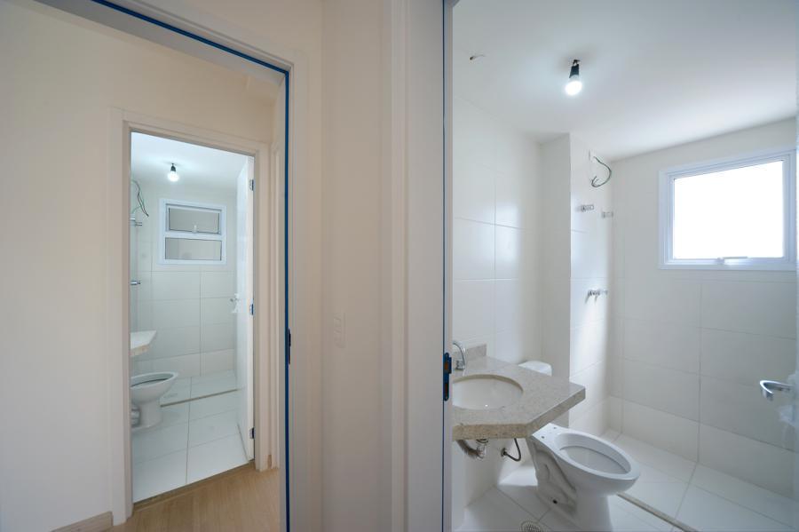 Apto Modelo - Banheiros/Suíte
