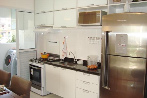2 Dorms - Cozinha