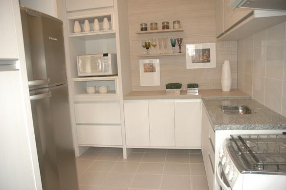2 Dorms suíte - Cozinha
