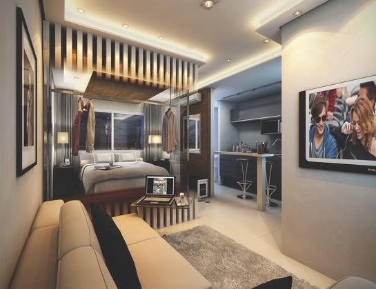 Living 1 Dorm