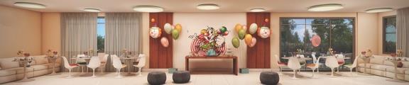 Salão Festas Infantil