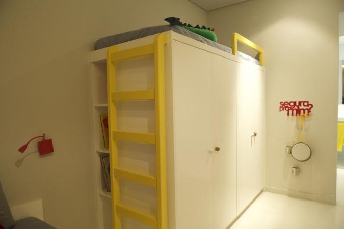 2 Dorms - Dormitório 1