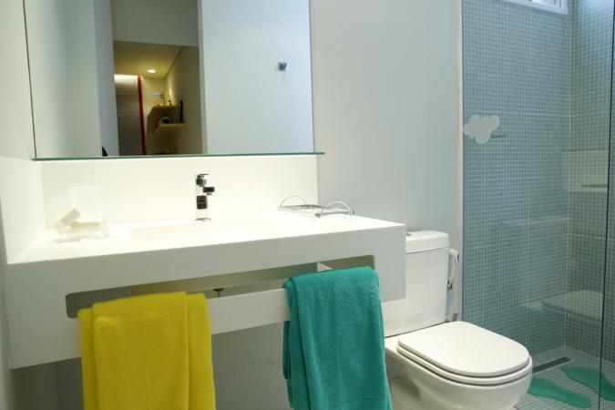 2 Dorms - Banheiro Social