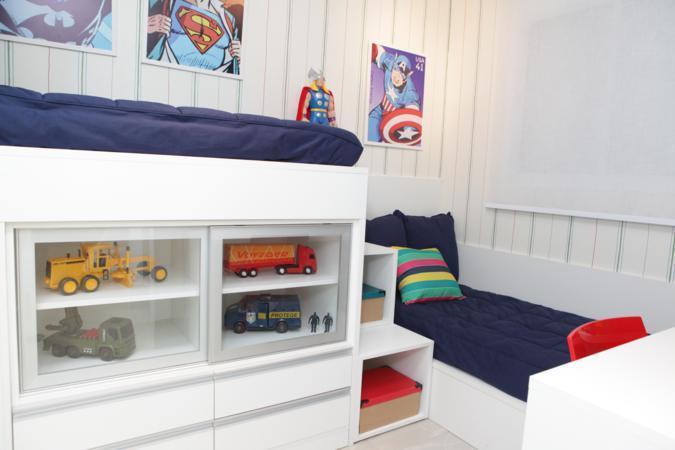 3 Dorms - Dormitório