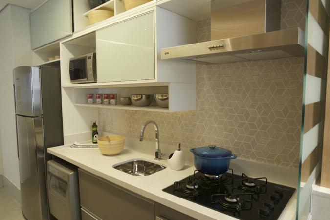 3 Dorms - Cozinha