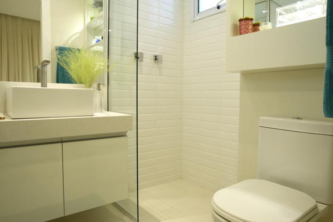 3 Dorms - Banheiro Suíte