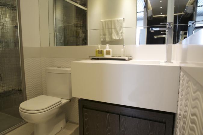 Studio - Banheiro