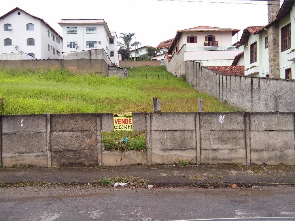 Terreno residencial à venda, Santa Tereza I, Barbacena.