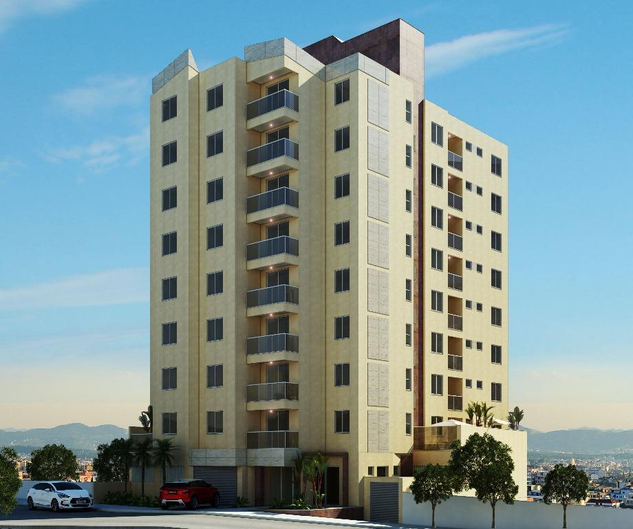 Apartamento residencial à venda, São Sebastião, Barbacena.