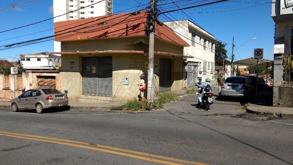 Loja comercial para locação, São Geraldo, Barbacena.