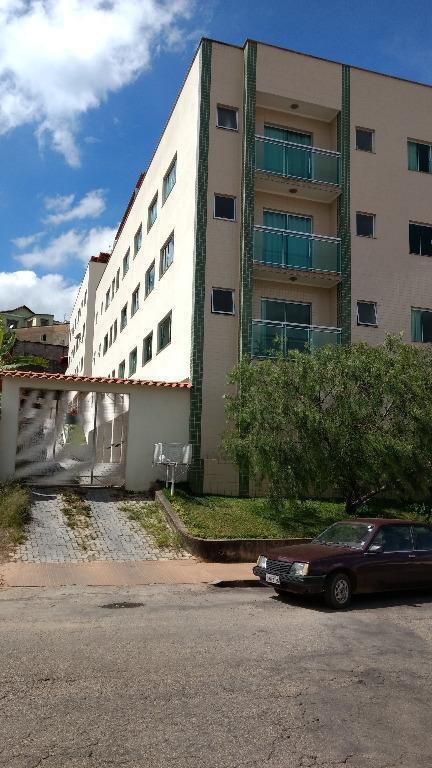Apartamento residencial à venda, São José, Barbacena.