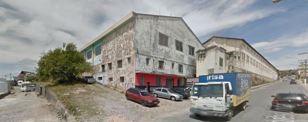 Galpão comercial para locação, Caiçaras, Barbacena.