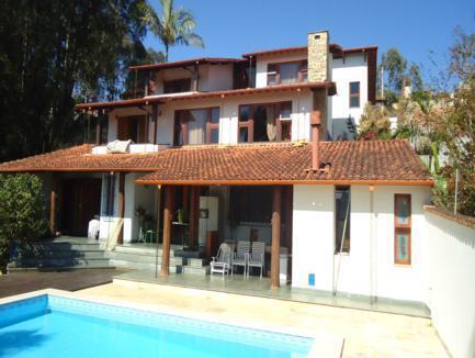 Casa residencial à venda, Chácaras das Andorinhas, Barbacena.