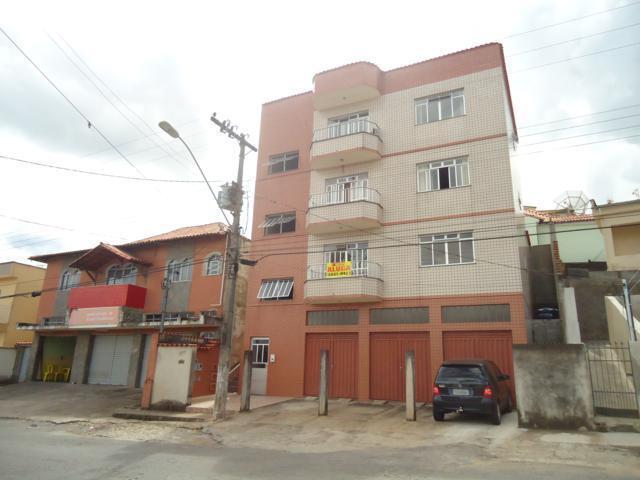 Apartamento residencial para locação, Passarinhos, Barbacena.