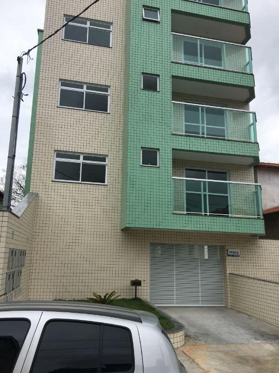 Apartamento residencial à venda, São Jorge, Barbacena.