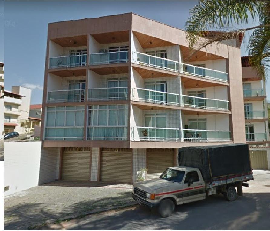 Cobertura residencial à venda, Centro, Barbacena
