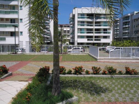 Apartamento  residencial para locação, Barra da Tijuca, Rio de Janeiro.