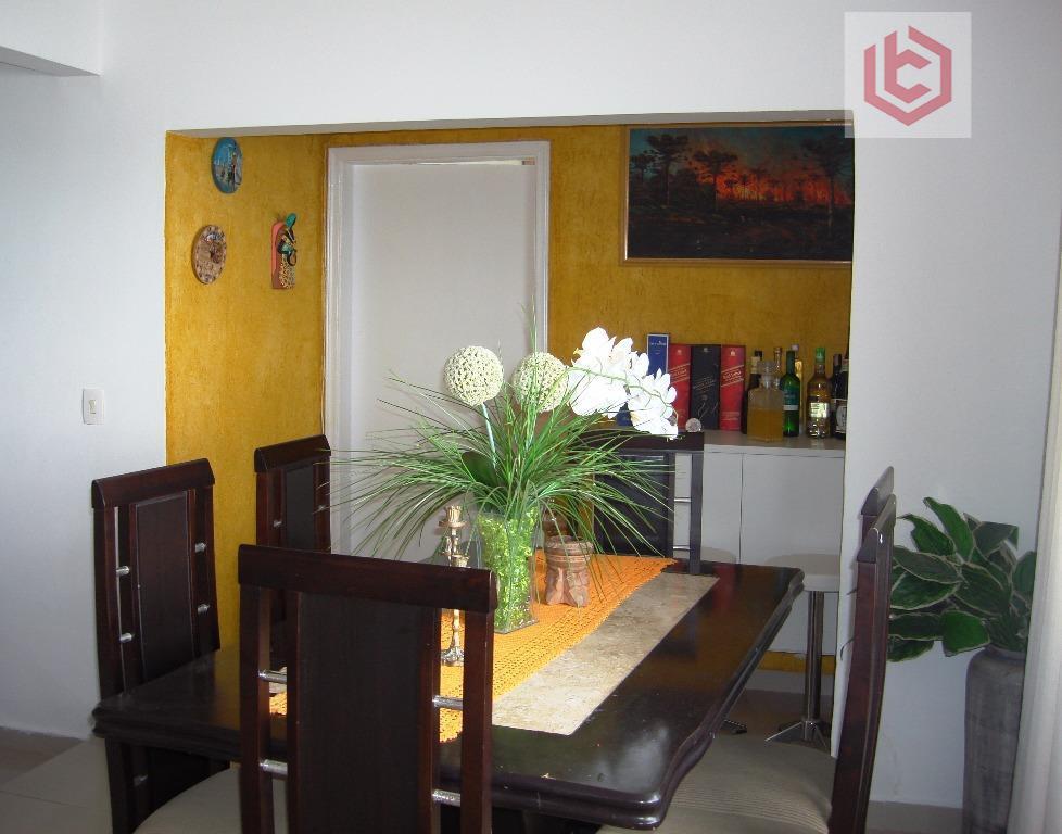 Apartamento  residencial à venda,130m², 4 dorm/1suíte, ótima localização,  Ponta da Praia, Santos.
