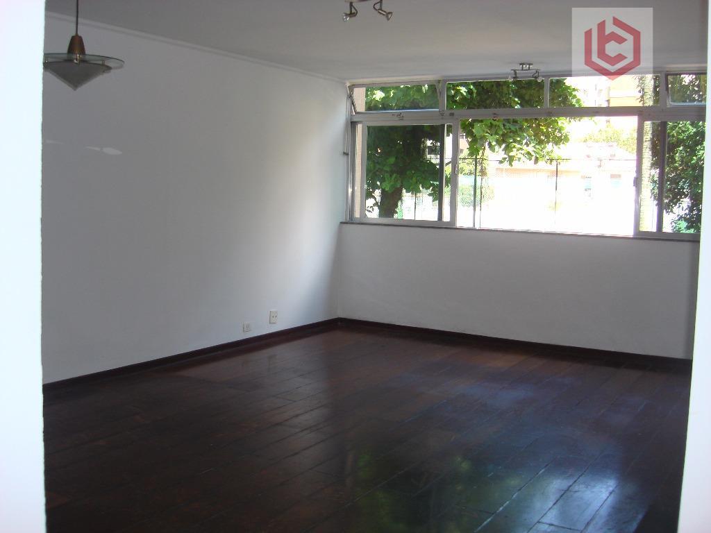 Apartamento  residencial à venda, 3 dorm./1suíte, 115 m²,  Aparecida, Santos.