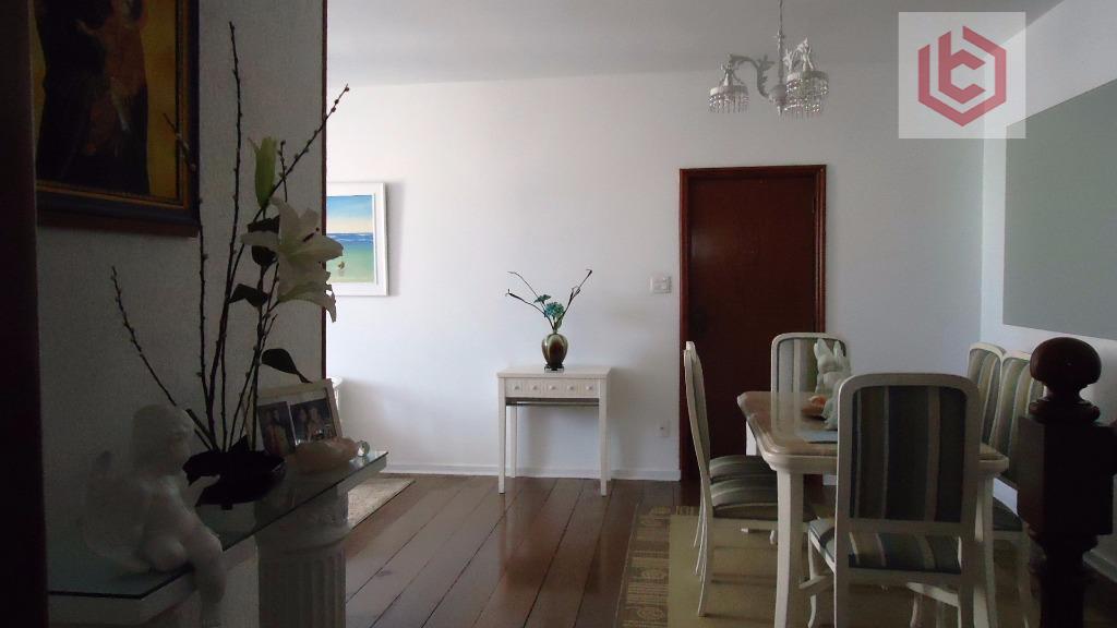 Cobertura  residencial à venda,218 m²,  Aparecida, Santos.