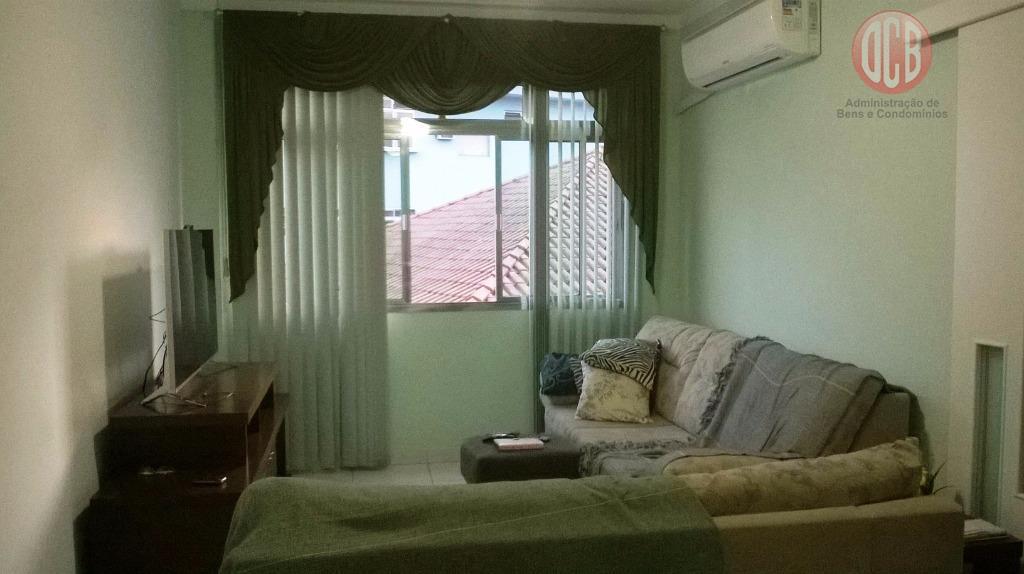 Apartamento  residencial à venda,2 dormitórios, 81,76 m², Ponta da Praia, Santos.