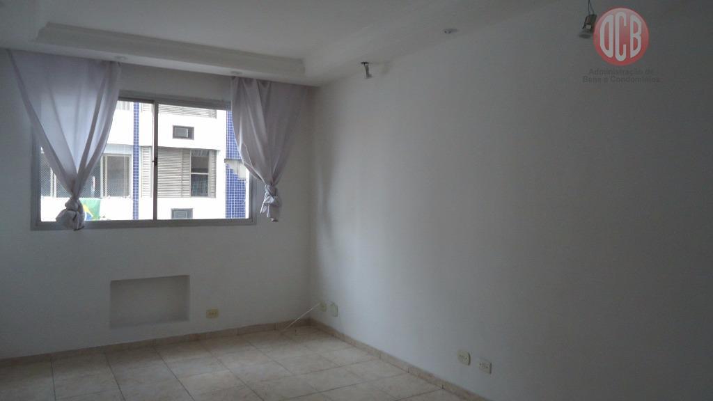 Apartamento  residencial à venda, 70 m² , 2 dorm., Boqueirão, Santos.