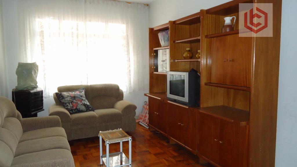 Apartamento  residencial à venda, 1 dormitório, 56 m², Aparecida, Santos.