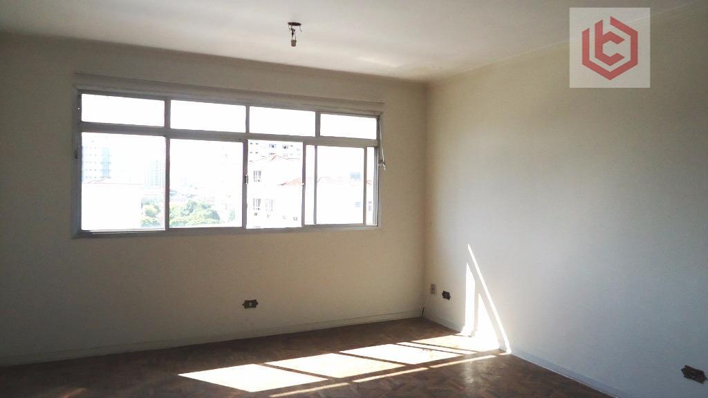 Apartamento residencial para venda e locação, 102 m², 2 dormitórios, Embaré, Santos.
