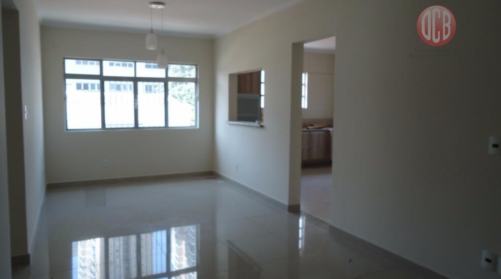 Apartamento residencial à venda, 96 m², 2 dormitórios, Ponta da Praia, Santos.