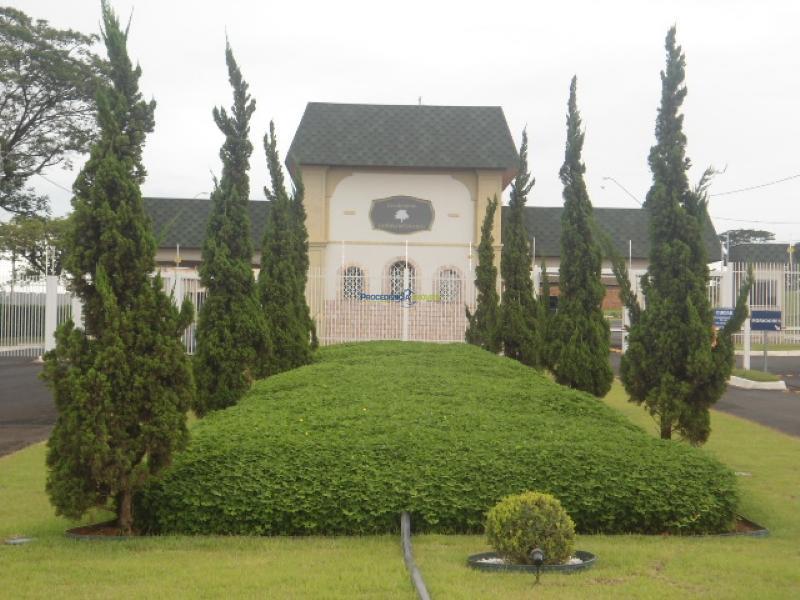 Terreno à venda, Condomínio Jardim Botânico, Bady Bassit - Próx. Iguatemi